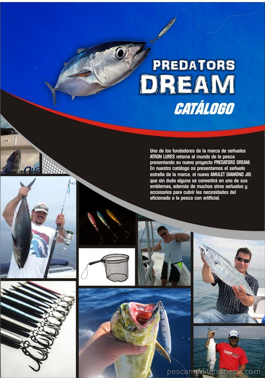 catalogo predators dream