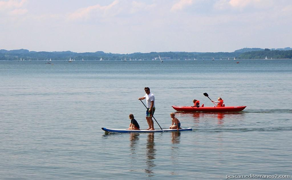 SUP Kayak pesca hinchable