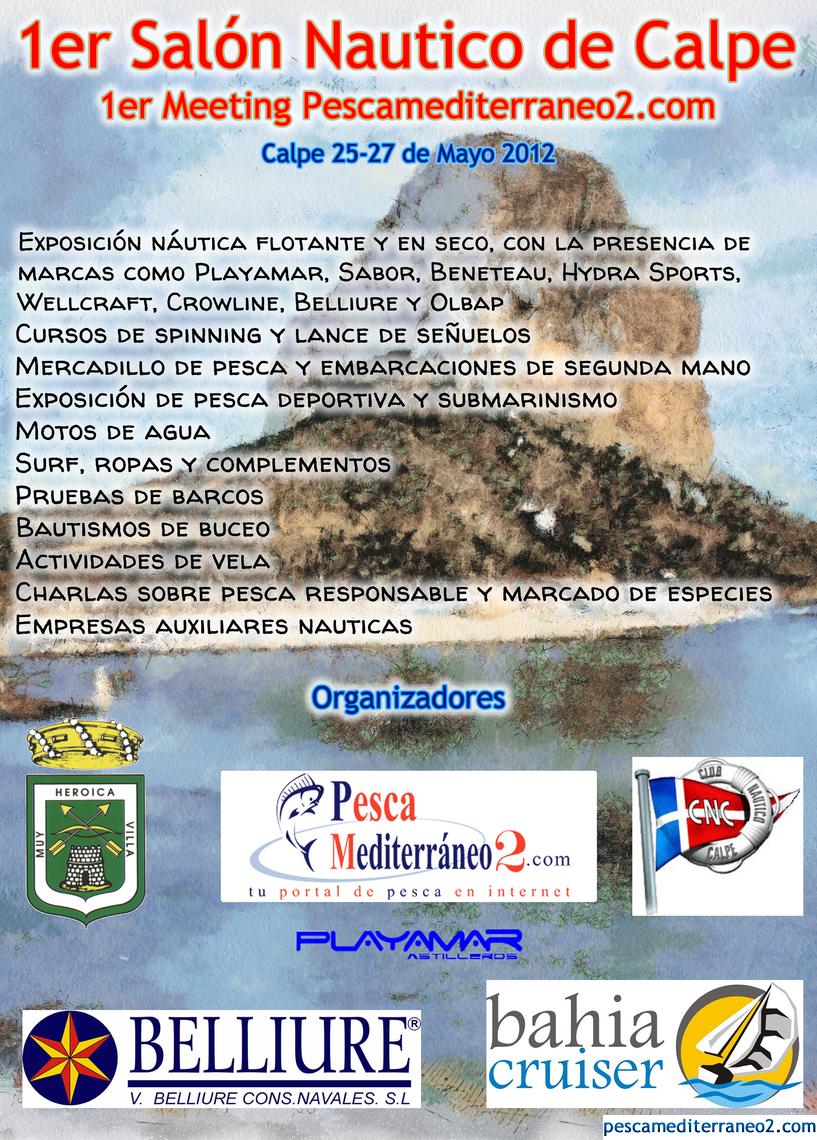 Feria Nautica de Calpe - Meeting Pescamediterraneo2.com