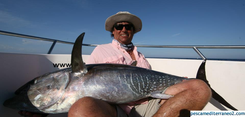 Txema Julia Fly Fishing Tuna