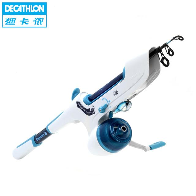 Cañas y carretes decathlon