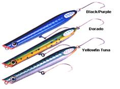 spinning skipping lures